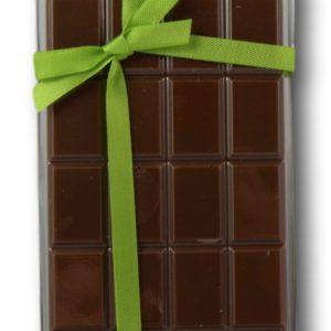Tablette Pur Madagascar Lait 33% Janie Chocolaterie Artisanale