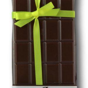 Tablette Pur Pérou Lait 39% Janie Chocolaterie Artisanale