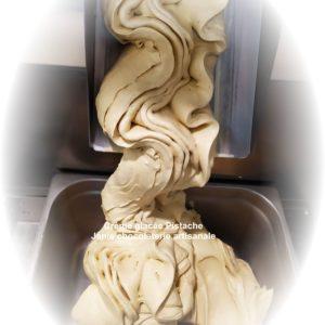 Creme Glacee Pistache Janie Chocolaterie Artisanale