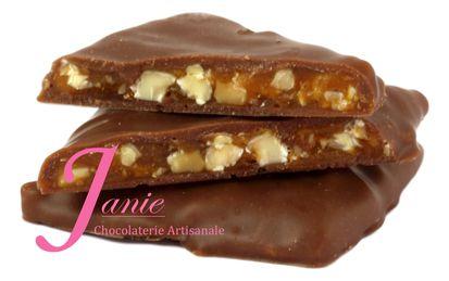 Amantine(r) Lait Janie Chocolaterie Artisanale Signee 1