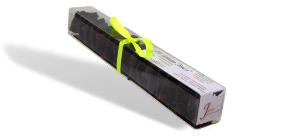 Amantines(r)citron Réglette Janie Chocolaterie Artisanale