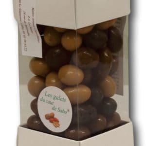 Les Galets Du Saut De Sabo (r) Cacahuette Janie Chocolaterie Artisanale