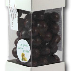Les Galets Du Saut De Sabo (r) Citron Janie Chocolaterie Artisanale