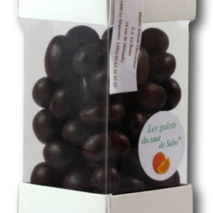 Les Galets Du Saut De Sabo (r) Orange Janie Chocolaterie Artisanale