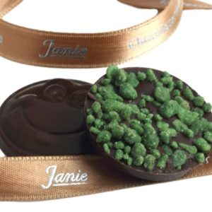 Chocobinette Menthe Janie Chocolaterie Artisanale