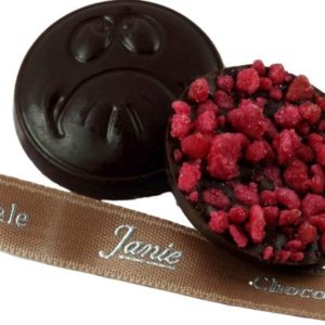 Chocobinette(r) Rose Janie Chocolaterie Artisanale2