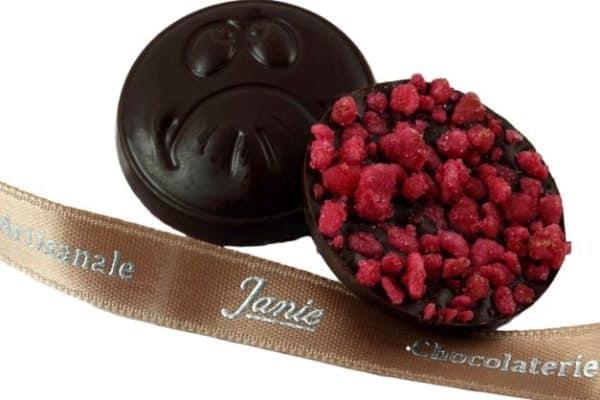Chocobinette(r) Rose Janie Chocolaterie Artisanale2