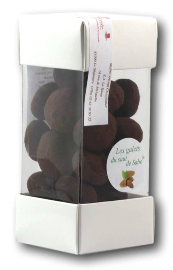 Les Galets Du Saut De Sabo (r) Amande Janie Chocolaterie