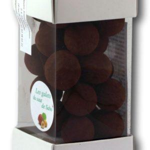 Les Galets Du Saut De Sabo (r) Noisette Janie Chocolaterie Artisanale