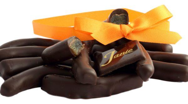 Orangette Vrac Janie Chocolaterie Artisanale