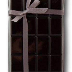 Tablette Pur Pérou Noir 63% Janie Chocolaterie Artisanale